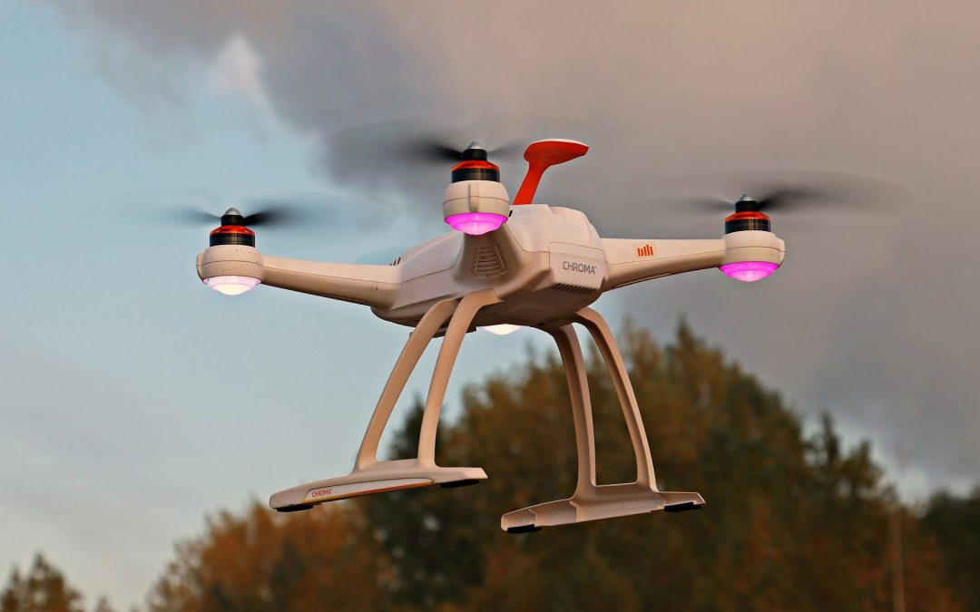 Amazon Drones: The Answer to Our Christmas Shopping Woes?