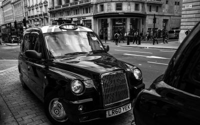 Taxis Over the Years: A Brief Overview Through the Last 400 Years
